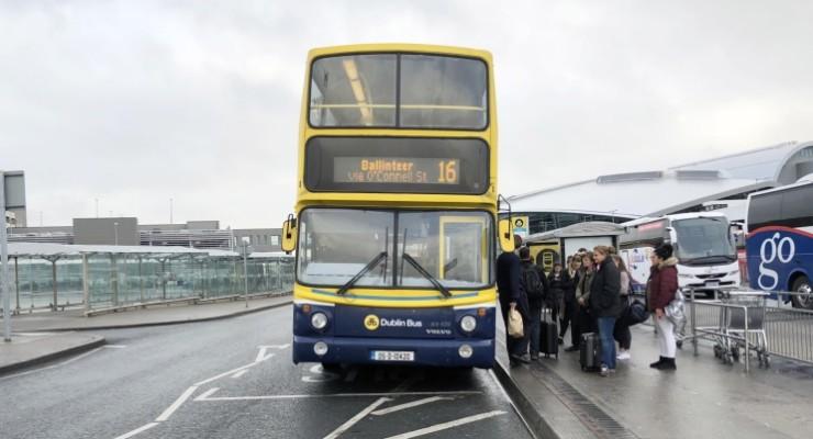 Como ir do aeroporto de Dublin ao centro da cidade