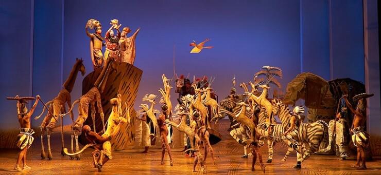 O Rei Leão: o maior musical da Broadway