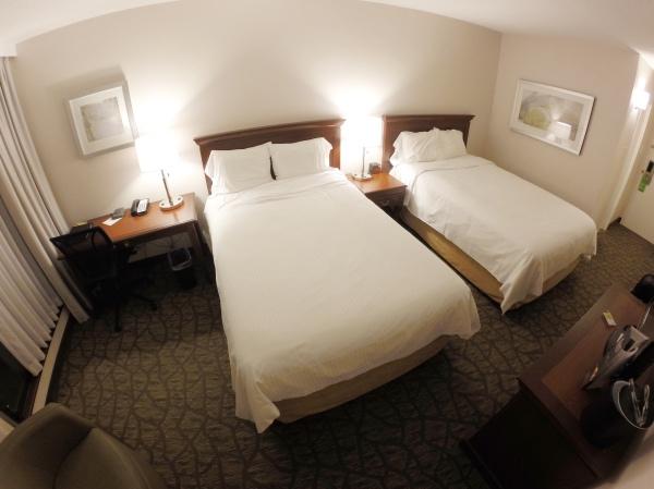 Quarto do Chelsea Hotel Toronto