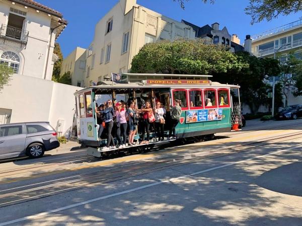 Bonde em San Francisco