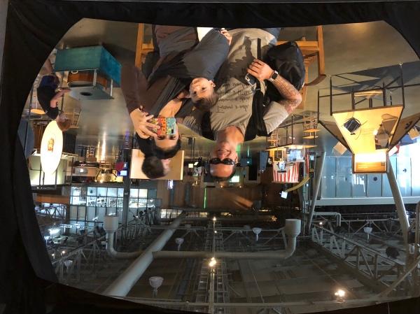 Giant Mirror Exploratorium