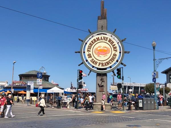 Fishermans Wharf em San Francisco