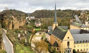 O que ver em Luxemburgo