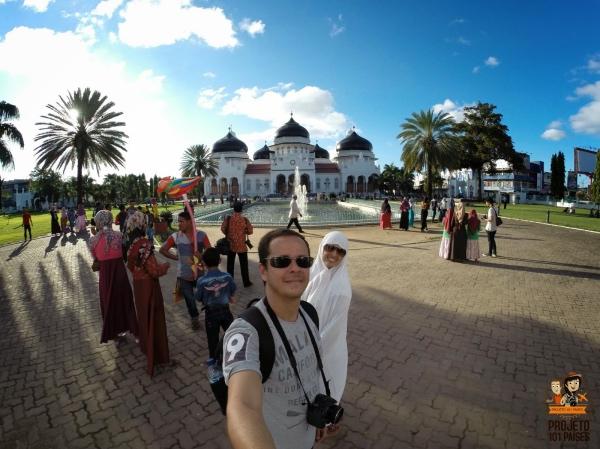 Banda Aceh Baiturrahman Grand Mosque
