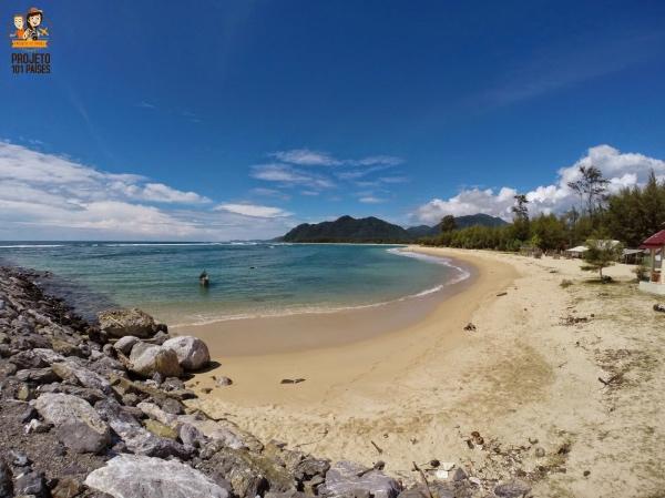 Banda Aceh Lhoknga Beach