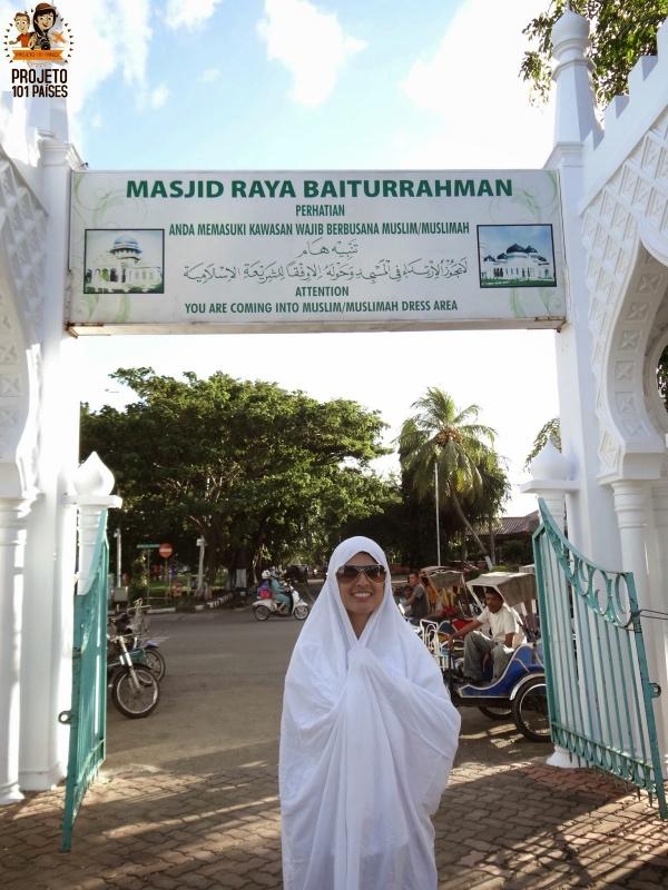 Banda Aceh Masjid Raya