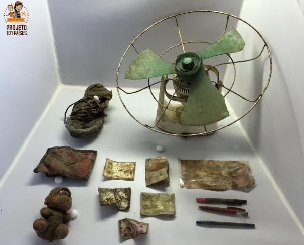 Banda Aceh Objetos do Tsunami Museum