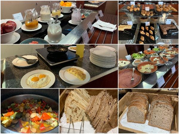 Café da manhã em Dubai