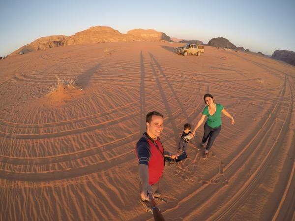 turismo na Jordânia