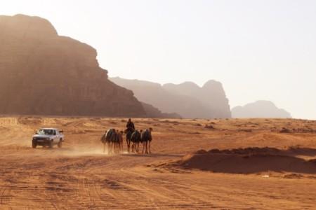 Jordânia: como é visitar o deserto de Wadi Rum