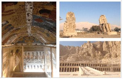 Viagem Egito Multidimensional - Jan 2015