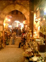 Mercado khan o khalili - Viagem Egito Multidimensional - Jan 2015
