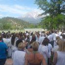 Lemurian Choir Mt Shasta with Dr. Todd - USA