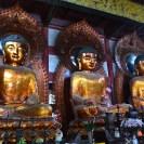 Three Buddha Temple - Guangzhou- China