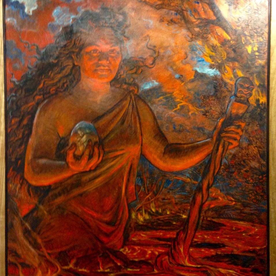 Goddess Pele • Maui • Hawa'ii