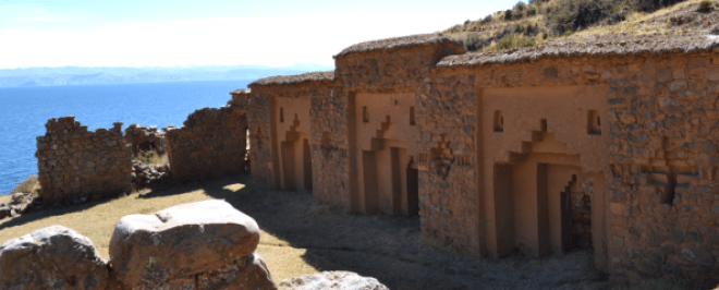 Ilha da Lua • Viagens Sagradas • Lago Titicaca com Conrado López
