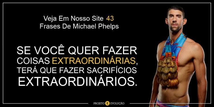 43 Frases Motivacionais De Michael Phelps