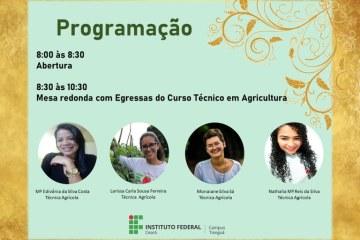 Mulheres na Agricultura será promovido por IFCE Campus Tianguá