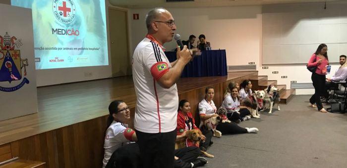 MEDICÃO BRASIL ministra importante palestra na PUC Campinas