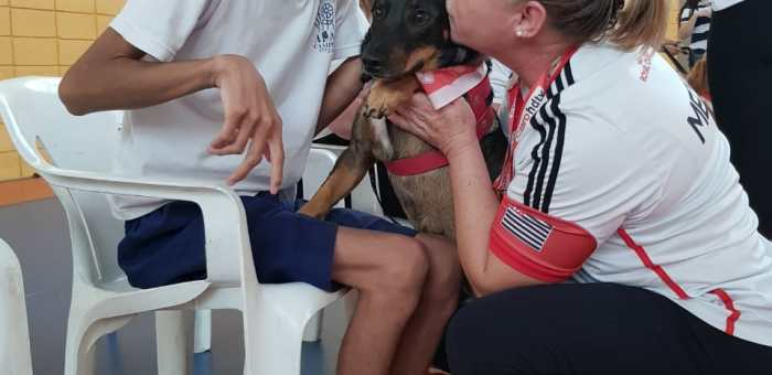 ROYAL CANIN & MEDICÃO BRASIL NA APAE CAMPINAS