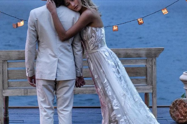 Veja os detalhes do casamento de Sasha Meneghel