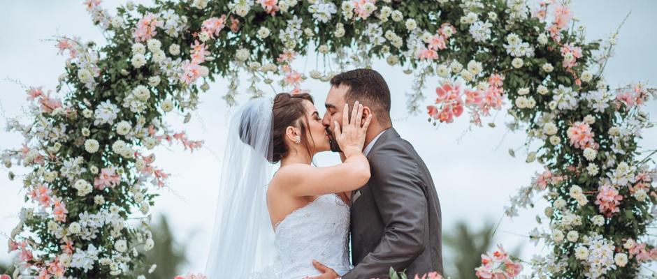 A fotografia da celebração do amor por Adriano Portugal