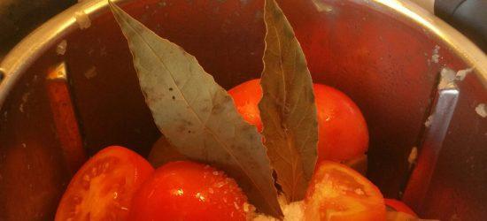 Polpa de tomate na bimby