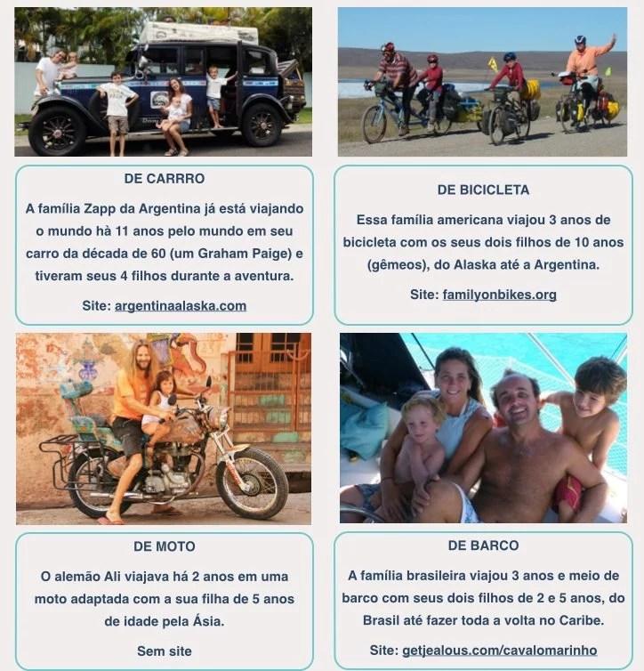 ViraVolta, Volta ao Mundo, Viagem pelo Mundo, Viagem Longo Prazo, viajar com filhos