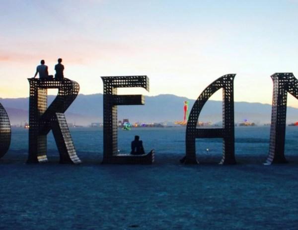ViraVolta no Burning Man 2015. A minha incrível experiência.