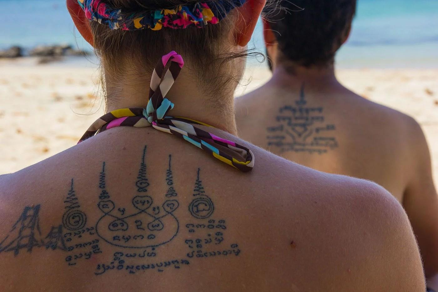 ViraVolta, Volta ao Mundo, Viagem pelo Mundo, Viagem Longo Prazo, Mochileiros, Experimente, Tatuagem com monge