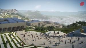 batiment performant energie renouvelable 300x168 La ville en 2030 : Présentation de la ville durable du futur