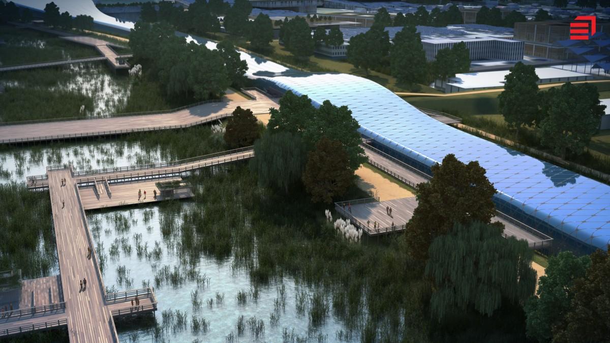 ville energie renouvelable futur 1200x675 La ville en 2030 : Présentation de la ville durable du futur