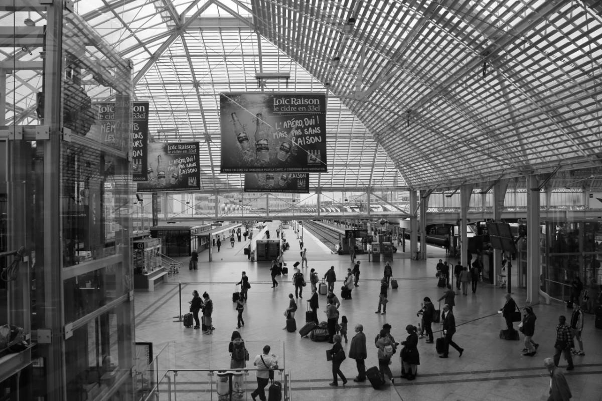Inauguration Du Nouveau Hall 2 De La Gare De Lyon Paris