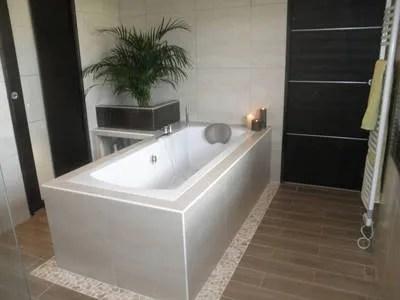 salle de bain avec douche a l 039
