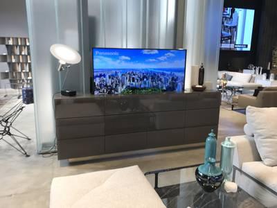 meuble tv motorise sur mesure laurent