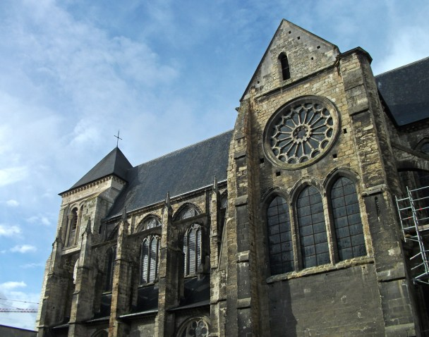 Eglise St Julien, Tours