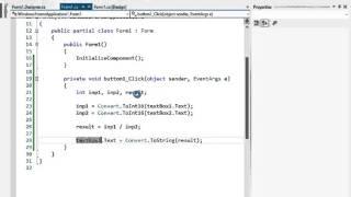 C# প্রোগ্রামিং টিউটো পর্ব-১৩ (Exception Handling)