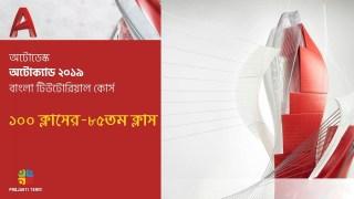 অটোক্যাড ইলেক্ট্রিক্যাল ২০১৯ টিউটোরিয়াল কোর্সের-৮৫তম ক্লাস (Inserting 3 Phase Ladder)