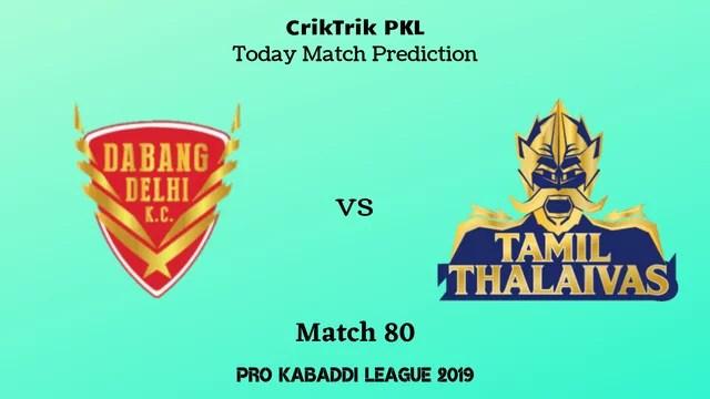 PKL Predictions - Winning Matters!!!