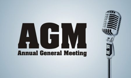 AGM Tomorrow