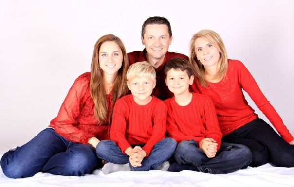 Abgesichert ins Familienleben