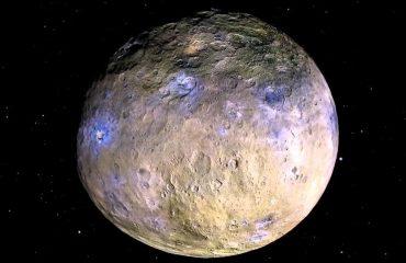 Церера - карликовая планета