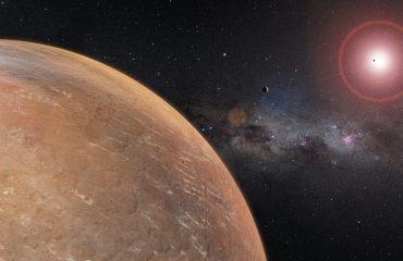 Солнечная система HD 40307
