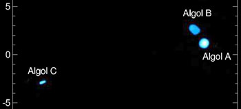 Algol-star-system
