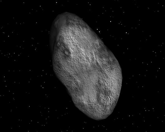 Фива спутник Юпитера