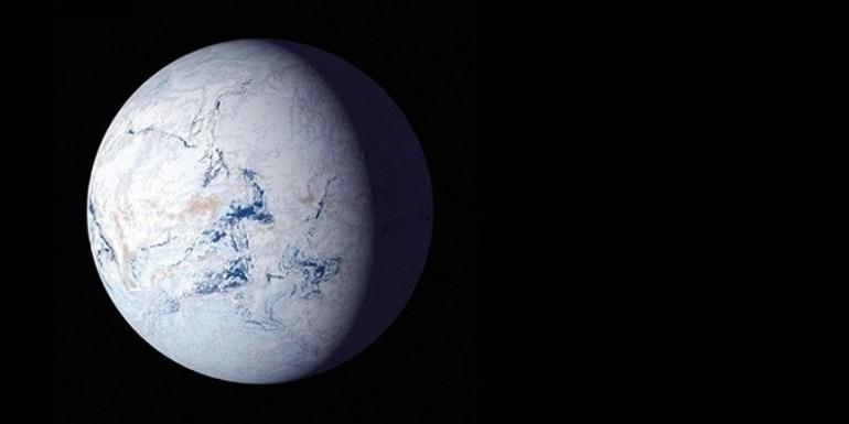 Заснеженные Экзопланеты лучше подходят для жизни