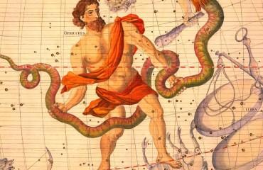 Змееносец созвездие