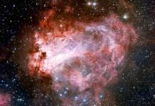 Туманность Омега (Мессье 17)