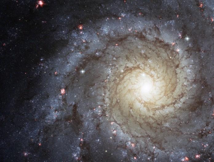 Мессье 74 Фантом