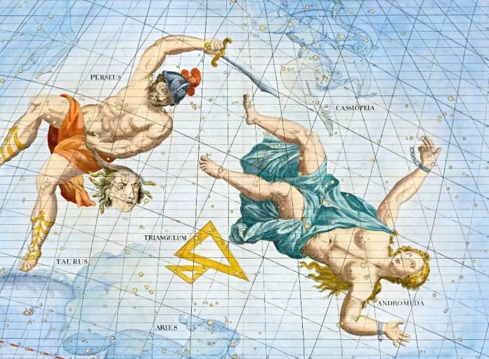 созвездие Персей